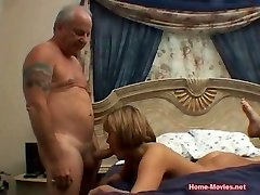 Cuckold Horny Female Fucked By Old Rich Stud