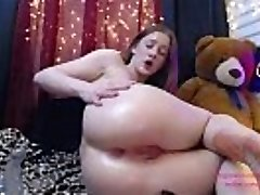 Anal Domination Hour Live pt 2 - Gingerspyce