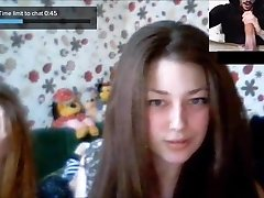 CHATROULETTE- Russian Girls Giant Cock Reactions 3