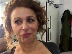 Nadia Sawalha Showing Big Tits