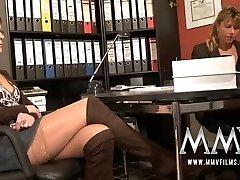 MMV Films Pierced mature wifey gets trunk