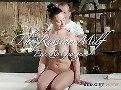 Massage Apartments Sexy Russian Milf has multiple orgasms from expert masseur