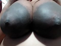 Big AREOLAS Idian Lady loves MY N-gg-r Testicles