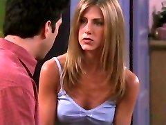Jennifer Aniston Nipples Show from Friends