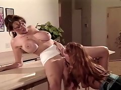 Brittany O�Connell and Her Girlfriend Engage in Sensual Tit Play