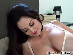 Ava Addams flashes the true meaning of being a cougar