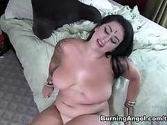 Incredible porn industry stars in Amazing BBW, Point Of View porn video