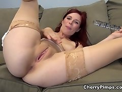 Exotic superstar Penny Pax in Hottest Solo Girl, Stocking porn movie