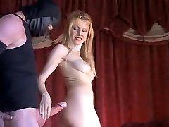 Horny amateur BDSM, Mummies porn scene