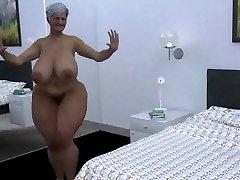 good-sized mama dance cgi