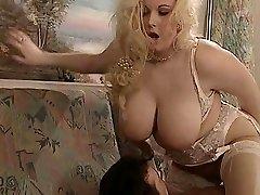 British Plus-size Kirsten Halborg anal torn up face spunked