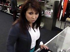 Unexperienced schoolgirls spycam fucking in public place