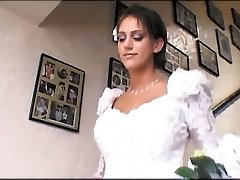 Bride & a sweetie share a immense cock