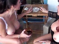 Cougars Adventure 1 (2 Smoking Hot Girl-on-girl Milfs)