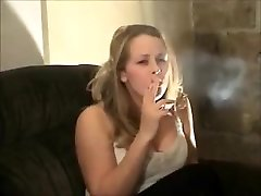 Sarah Smoking