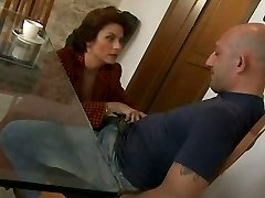Mature Segretary Go Crazy For Italian Humungous Chisels - Anal S88