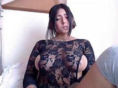 Giant and taste boobs