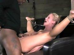 GERMAN MILF MOM CRYING BIG Black Dinky HARD FUCKING