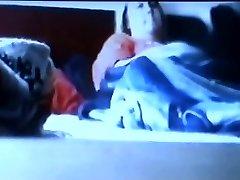 spy hidden cam caught blondie having squirting climax