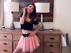 Mila Azul - Behind the scenes - Pinkish Skirt (short version)