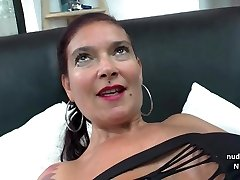 Big boobed Amateur french mom analized and double penetrated
