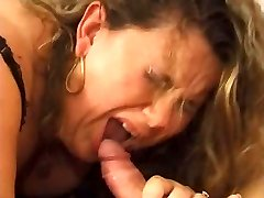 Meaty woman for two