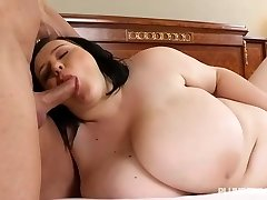 Big-chested Teenage BBW Catches Teacher Sunbathing in the Nude