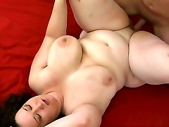 Brown-haired huge-titted milf Jem Jewel