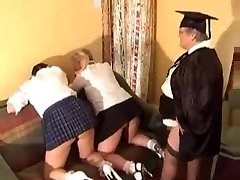 Up before the Headmistress