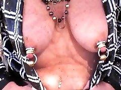 Mature Shakes Heavily jeweled orbs
