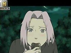 Naruto Porno - Good night to smash Sakura