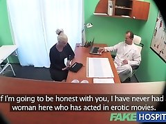 FakeHospital Messy doctor fucks huge-chested porn star