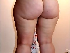 Caboose BUBBLE BUTT BOOTY ROUND WIDE Thighs