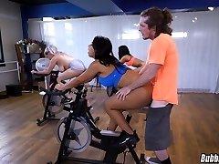 Latina Workout Ass