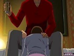 Manga Porn nurse gives head