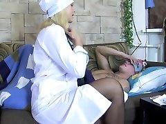 Russian mature nurse poke with pac Elsie from appointments25com