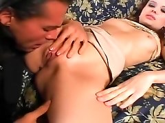 Nick Manning Gets Deepthroated Off By Ginger-haired Katrina