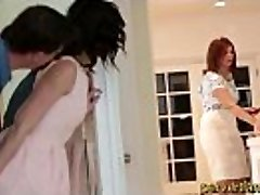 Pervertfamily- Dad fucks Daughter on her Birthday while Mom prepares Cake