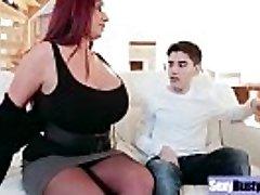 (Emma Backside) Round Big Tits Mommy Enjoy Hard Sex movie-19