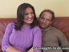 Sissy Husband Has Hot Wife