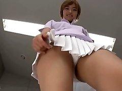 Japanese Panties - Locker Room Underpants