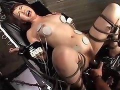 Japanese AV Porn Romping Machine Maturbation (DXMG-005) Sayaka Tsuzi