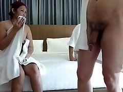 Couple share chinese call girl for swing asia naughty part 1
