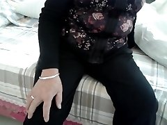 One more First-timer Asian Grandma
