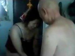 Fucking a Asian Grannie