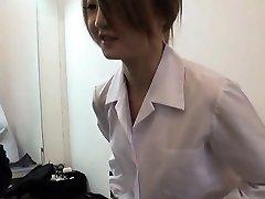 Schoolgirl filthy cleft allurement