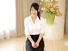 Exotic Japanese slut Asuka Takao in Amazing giant tits, solo doll JAV movie