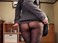 Shou nishino soap good woman pantyhose culo whip ru nume