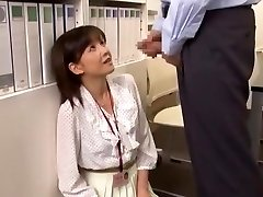 Horny Japanese slut Ai Komori in Hottest Cumshots JAV tweak