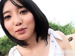 Wet girl anal invasion gape